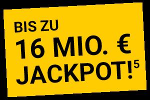 Texthinweis zum Millionen-Jackpot der NKL 300x200